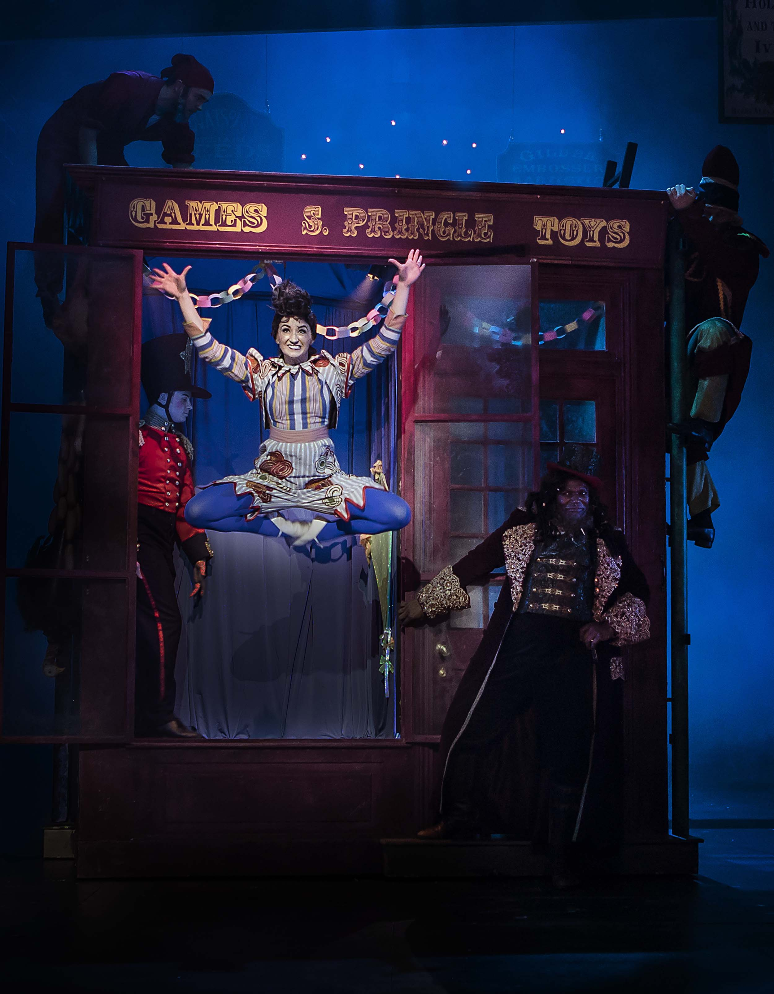 Scrooge Toy Ballet